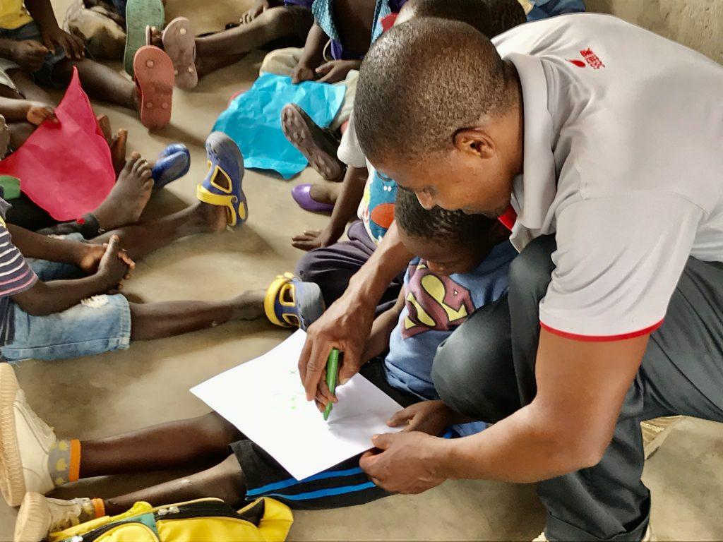 Lesgeven in Malawi